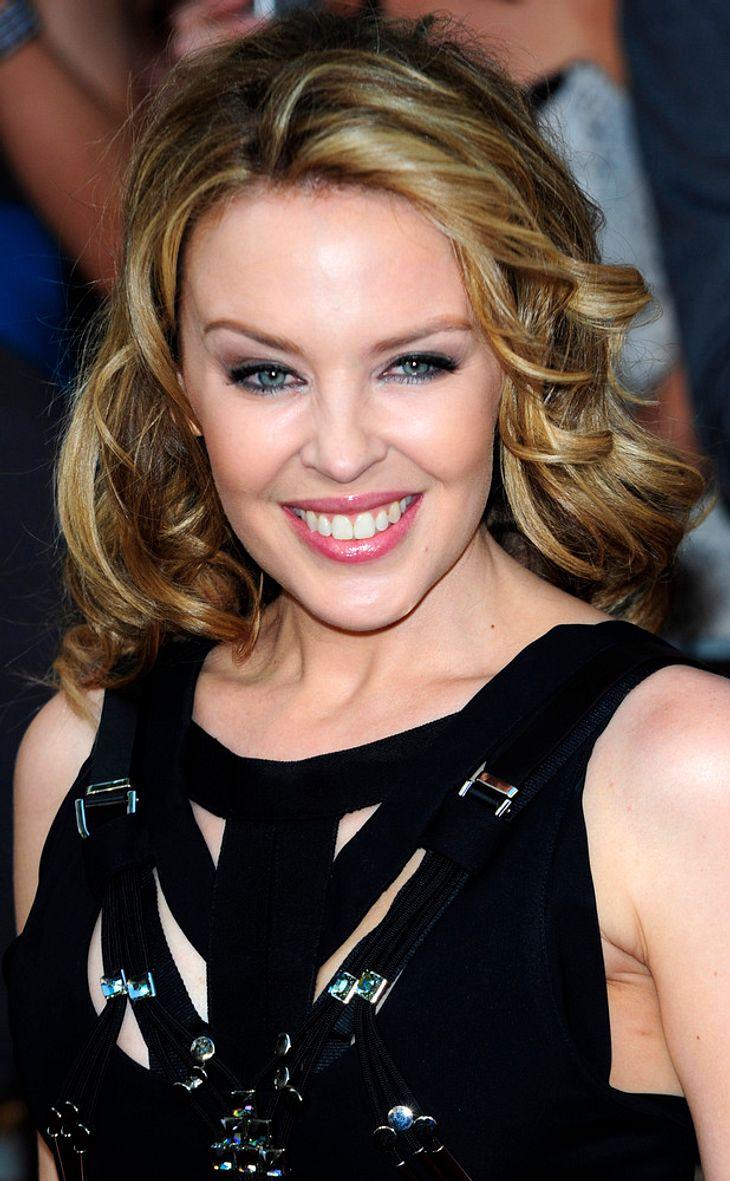 Kylie Minogue ist wieder Spitze