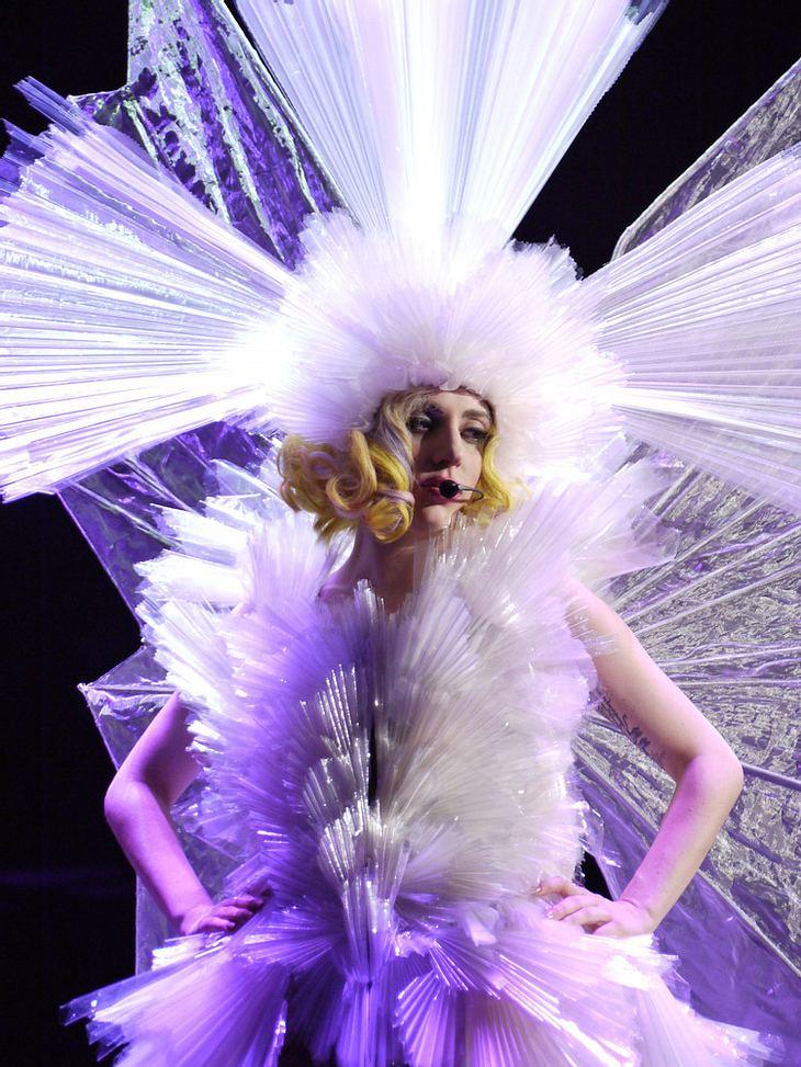 Lady Gaga unter die bestgekleideten Promis gewählt