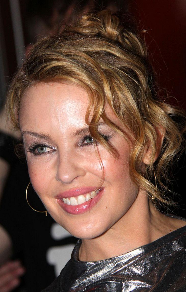 Kylie Minogue als Wetterfee