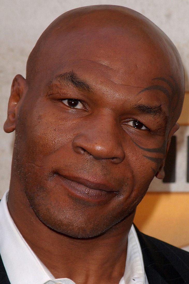 Mike Tyson wird wieder Vater