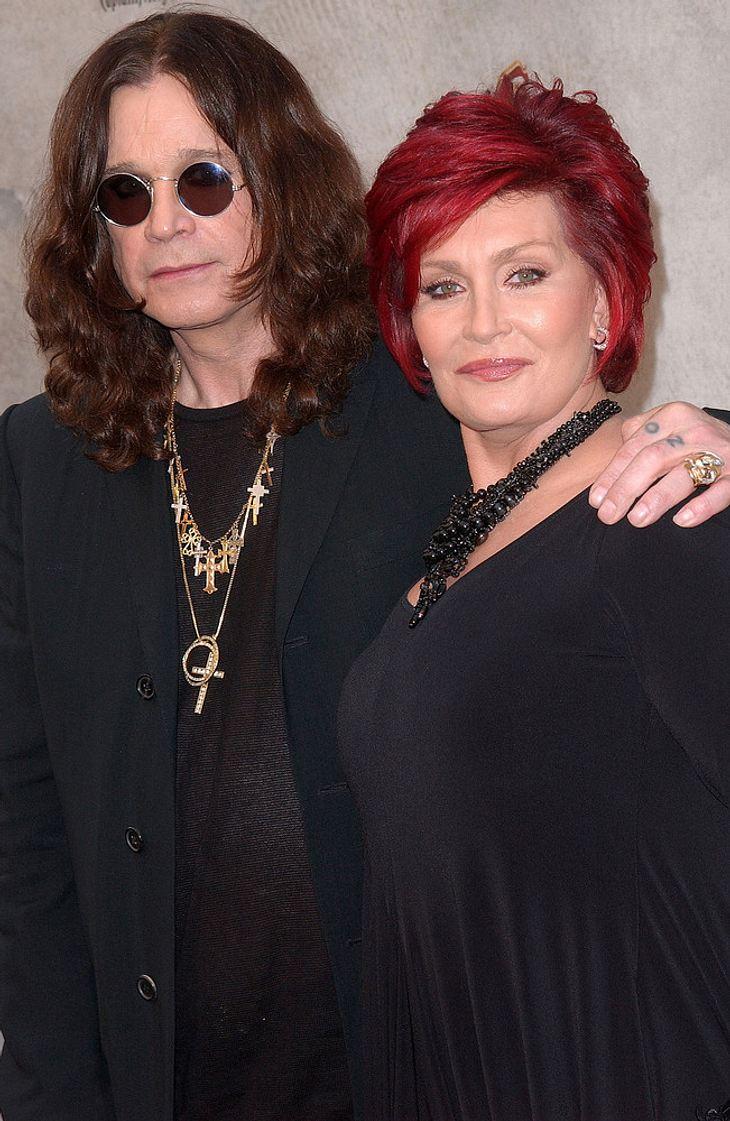 Die Ehe von Ozzy und Sharon Osbourne soll am Ende sein.
