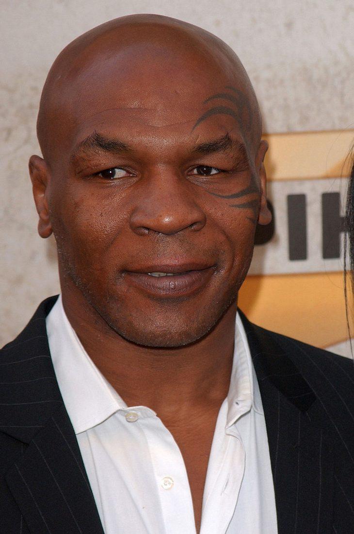 Mike Tyson ist Vegetarier
