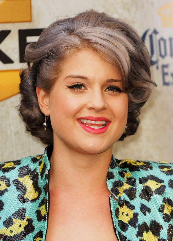 "Kelly Osbourne bei der ""Fashion Police"""