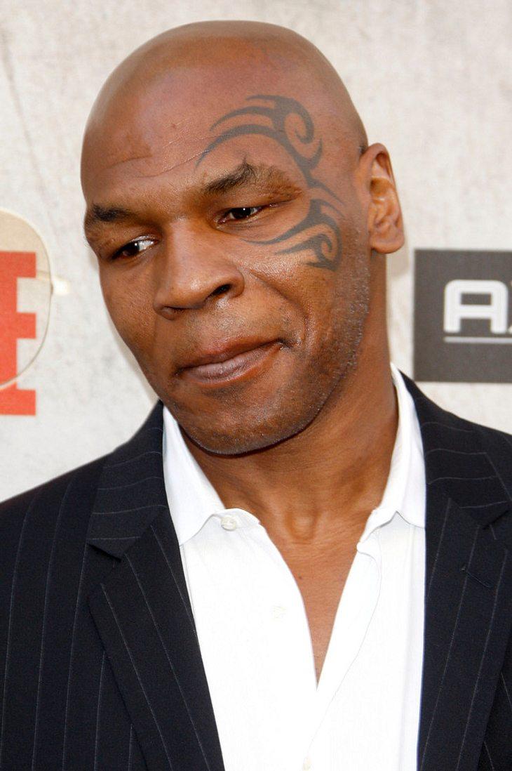 Mike Tyson pilgert nach Mekka