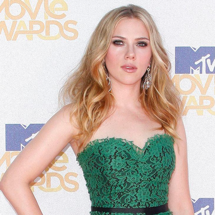 Scarlett Johansson und Bradley Cooper bald ein Paar?