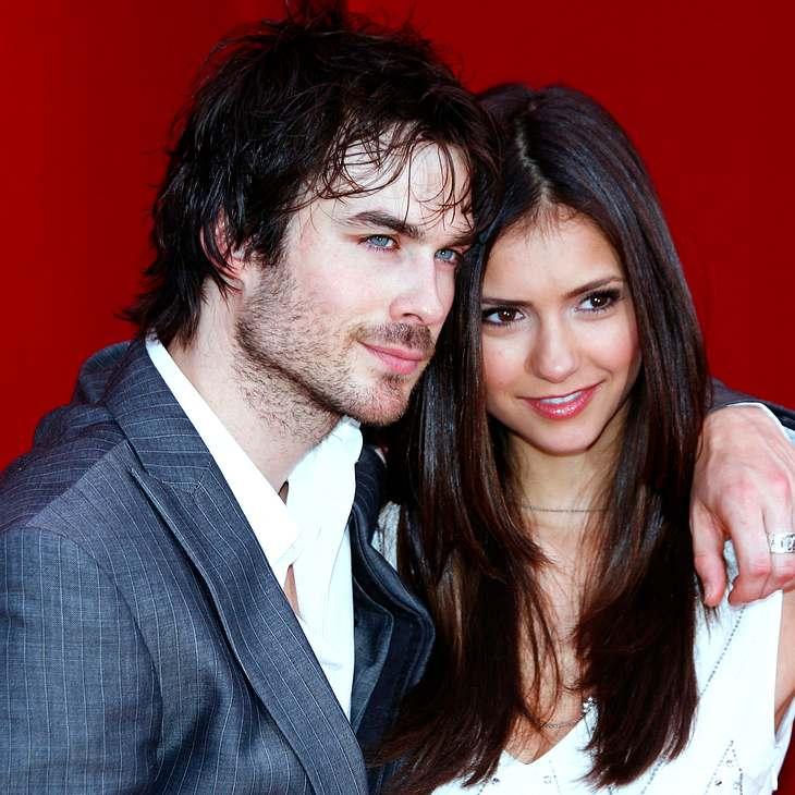 Ein hübsches Paar: Nina Dobrev und Ian Somerhalder