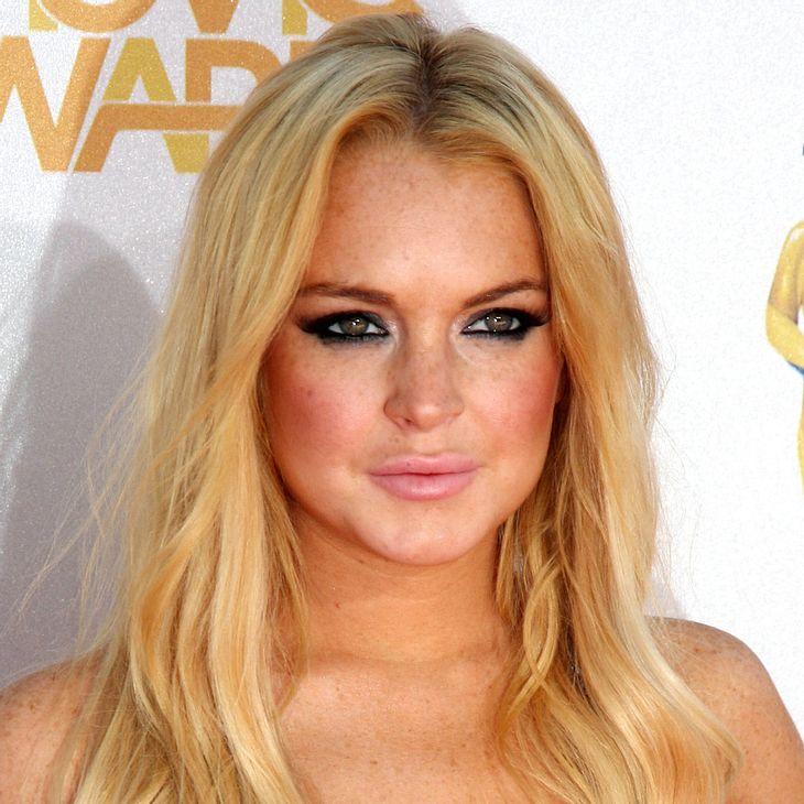 Lindsay Lohan macht eine Therapie