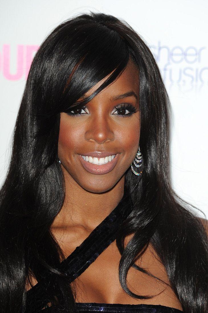 Kelly Rowland zu beschäftigt für einen Freund
