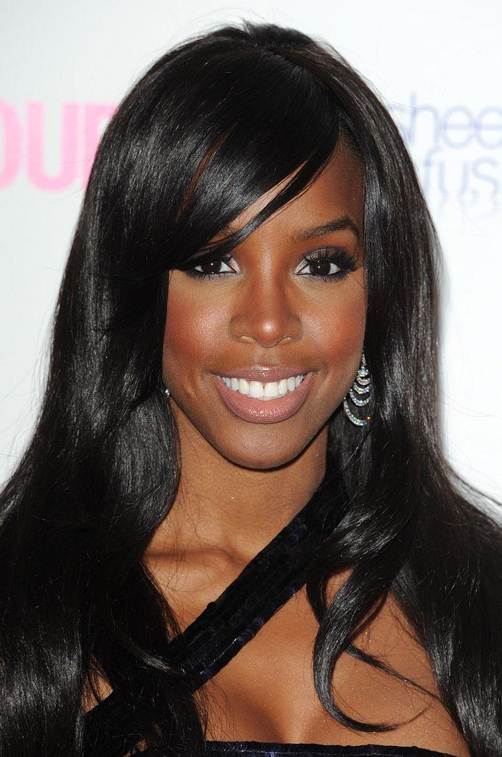 "Kelly Rowland besucht ""X Factor"""