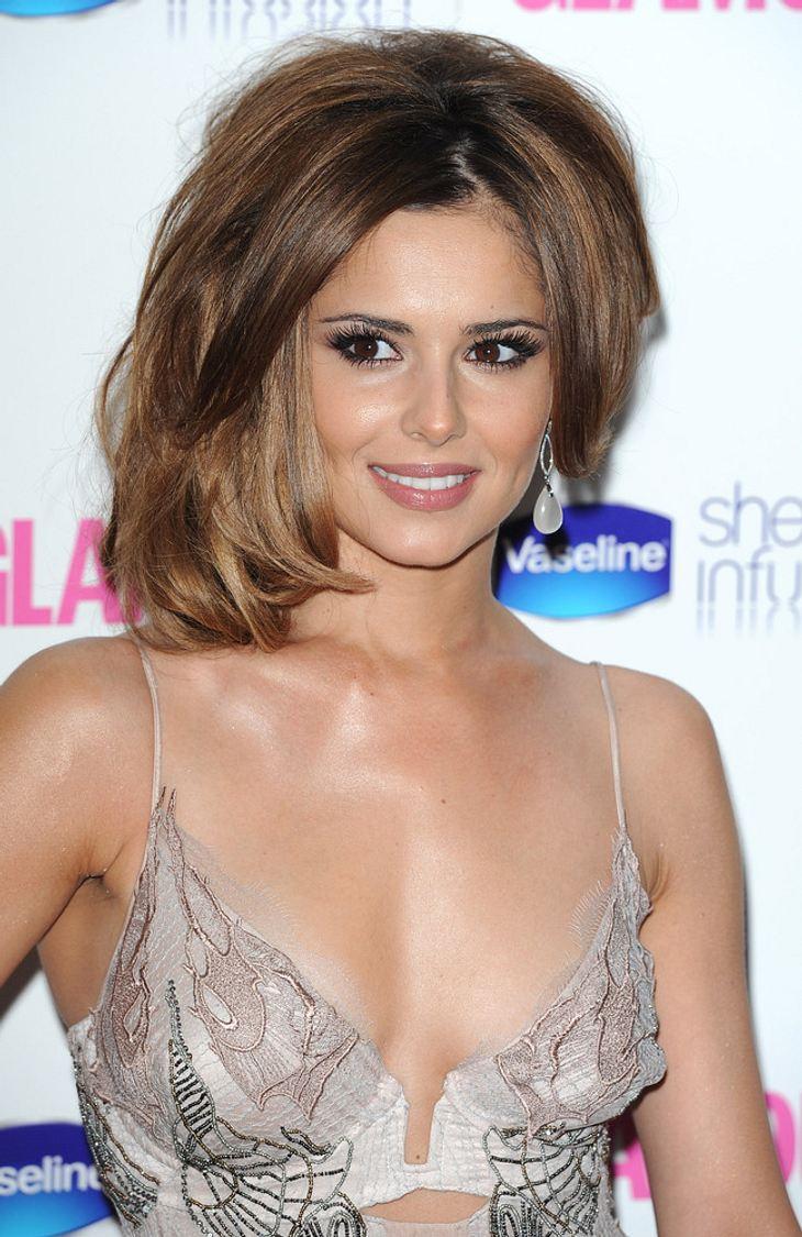 "Cheryl Cole ist ""Glamours"" Frau des Jahres"