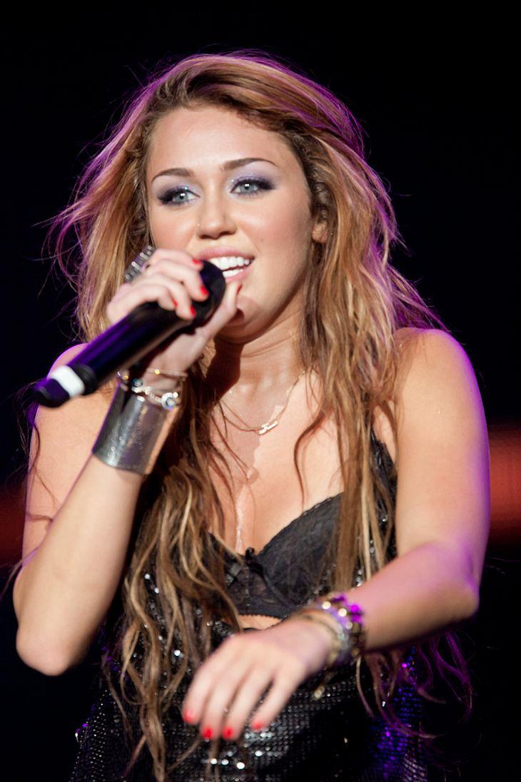 Miley Cyrus für drei Teen Choice Awards nominiert