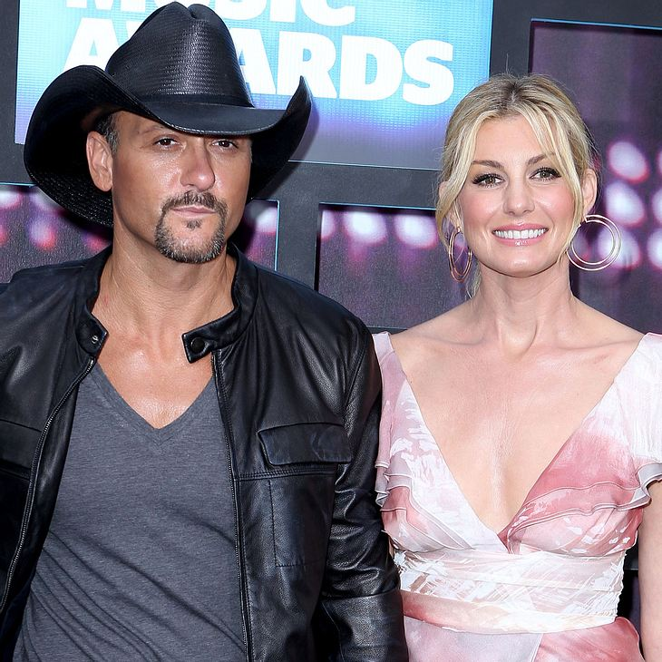 Faith Hill & Tim McGraw: Eigene Barbies
