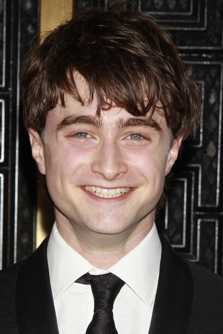 """""""Harry Potter""""-Stars feiern Film-Ende"""