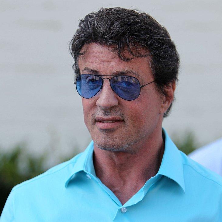 Sylvester Stallone bald körperlich am Ende?