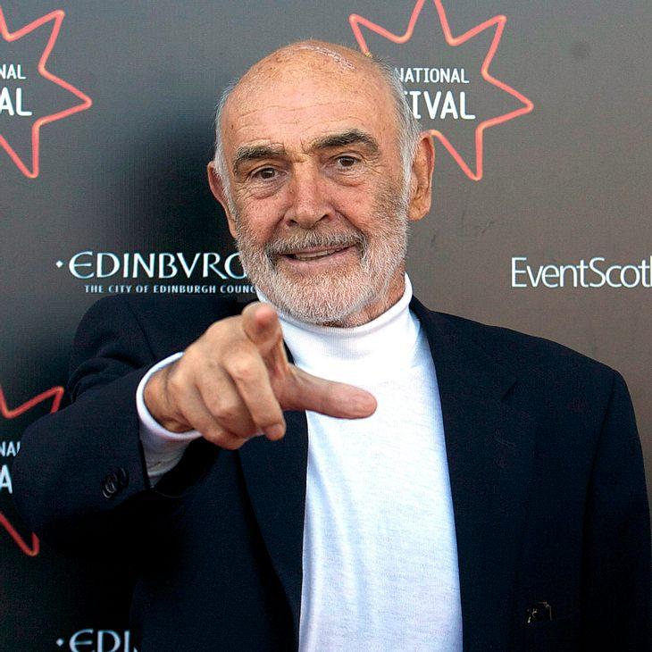 Sean Connery: Erster Auftritt nach zwei Jahren