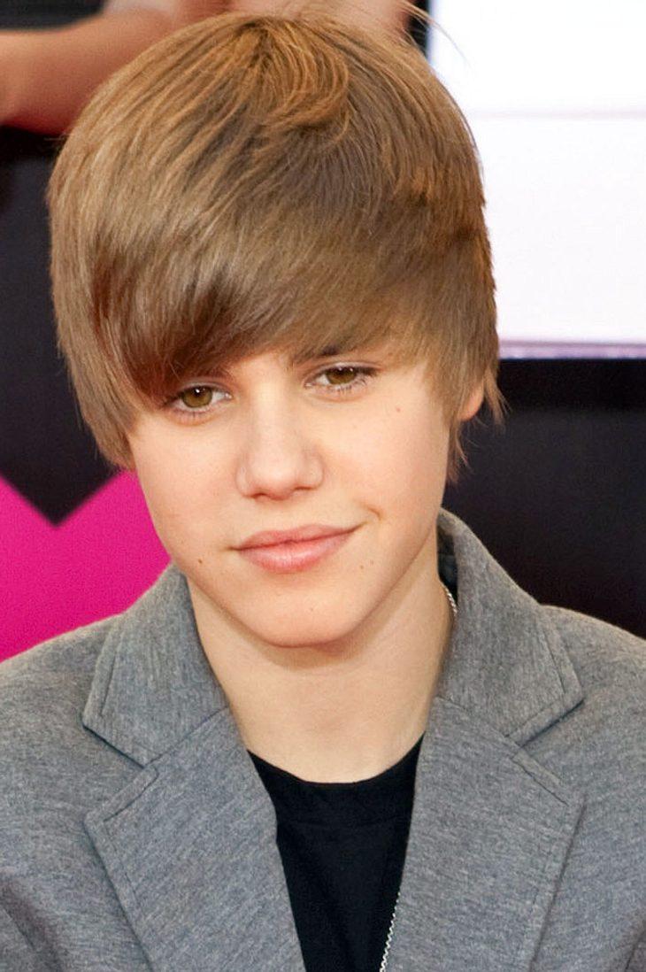 Justin Bieber ist der König des Internets