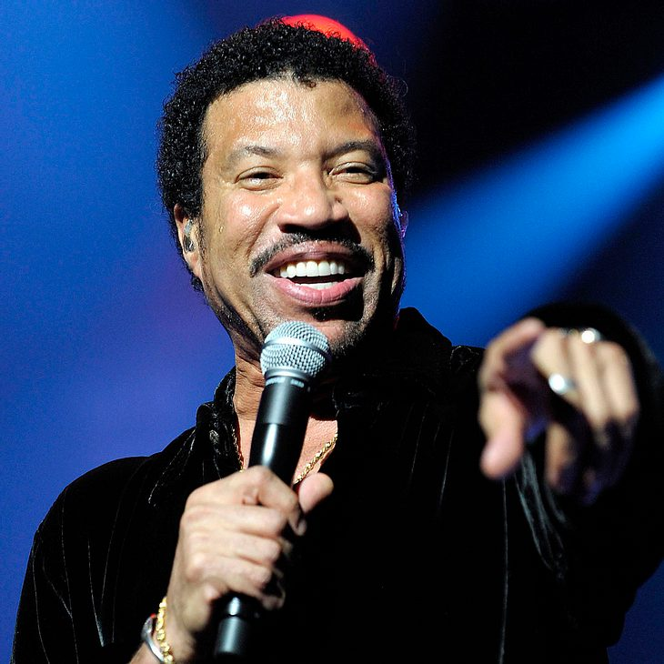 Lionel Richie ist der König der Liebeslieder