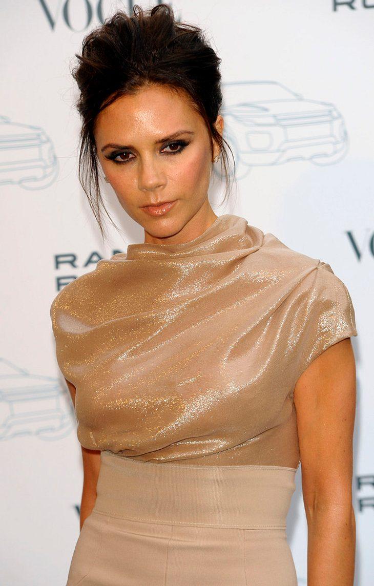Victoria Beckham zerstreut Trennungsgerüchte