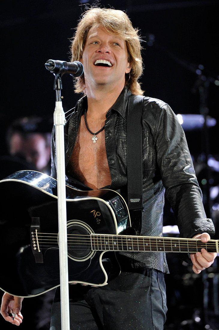 Bon Jovi, Alice Cooper & Neil Diamond für Hall Of Fame nominiert