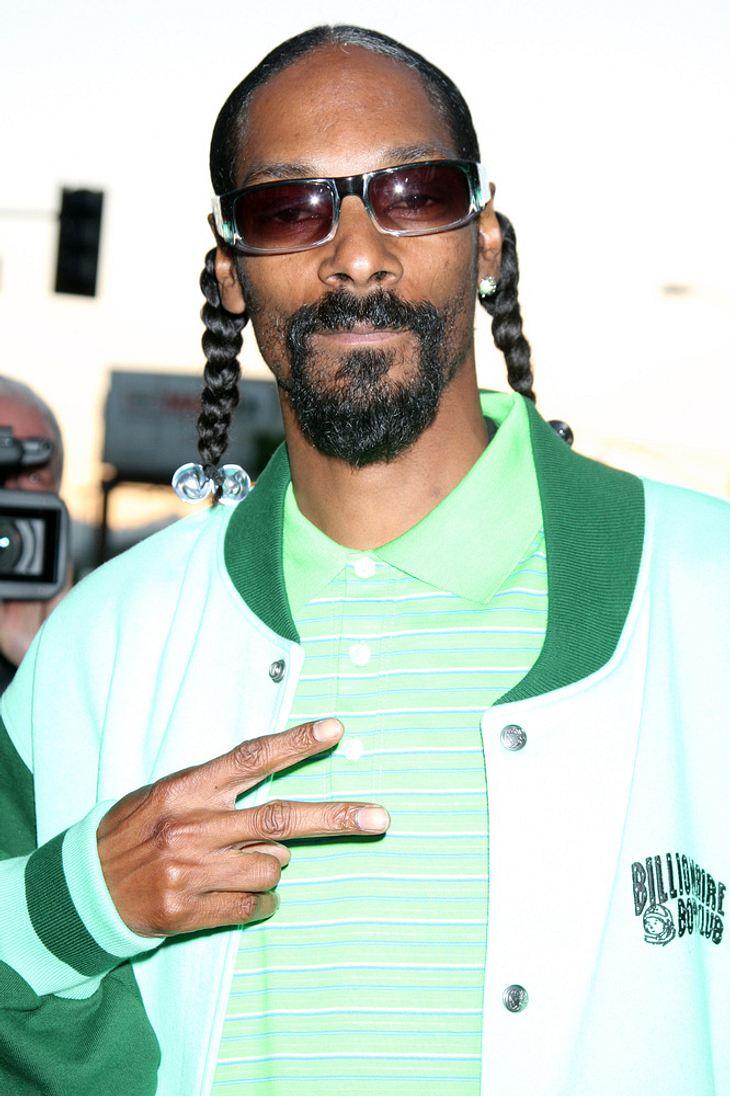 Snoop Dogg schreibt Partykracher für Prinz William