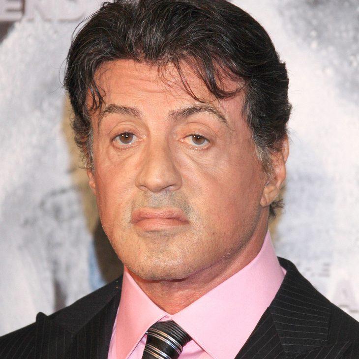 Sylvester Stallone äußert sich zum Tod seines Sohnes
