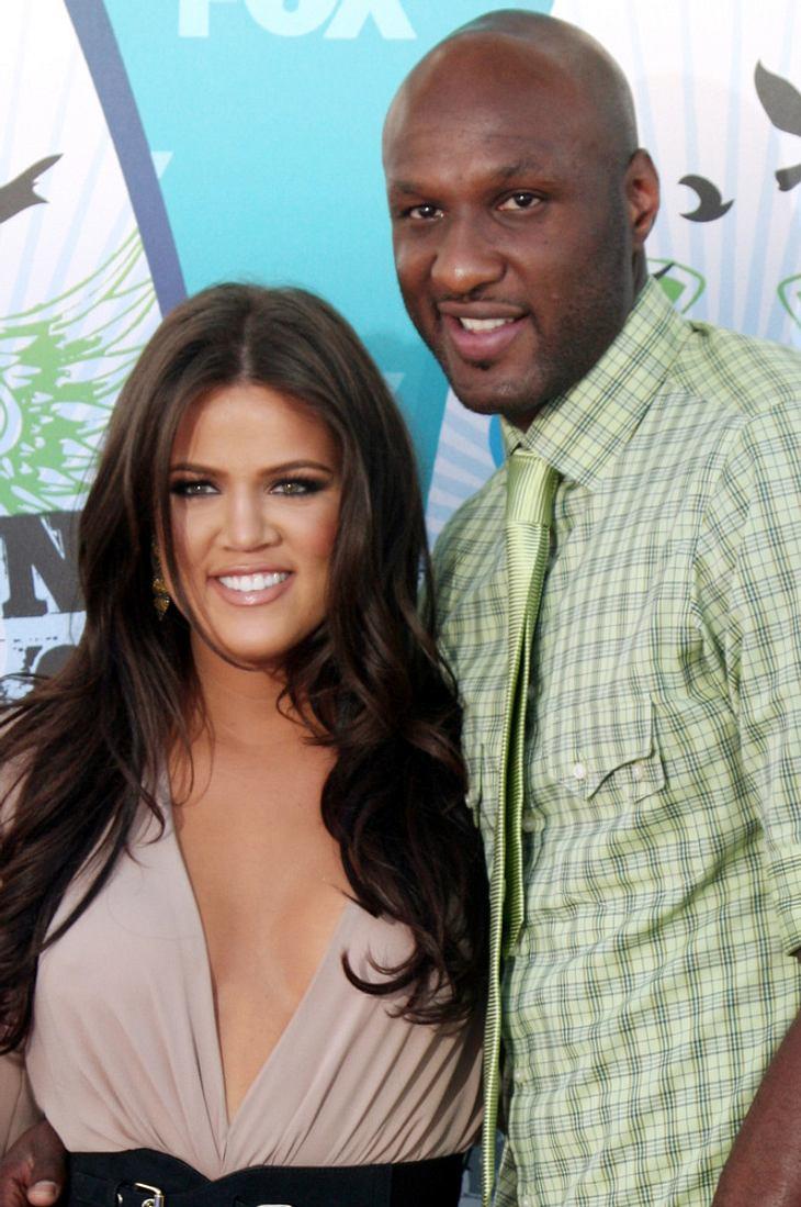 Khloe Kardashian & Lamar Odom erneuern Ehegelübde