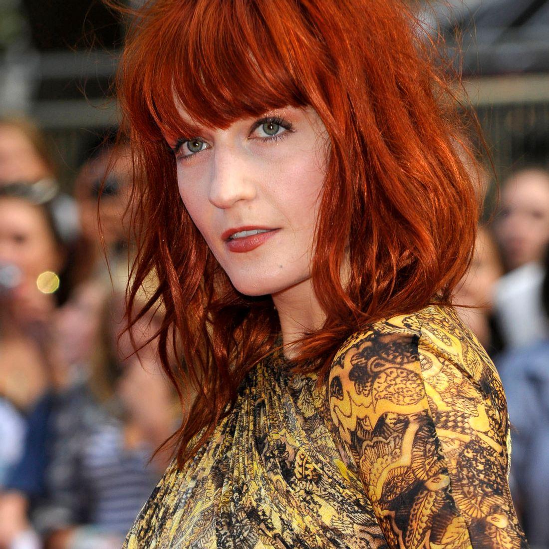 Florence Welch: Kein Fan von Lady Gagas Fleischkleid