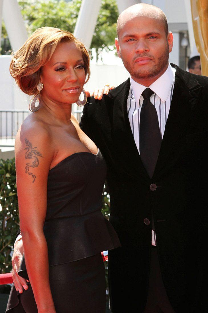 Mel B bringt Scheidungsgerüchte zum Schweigen