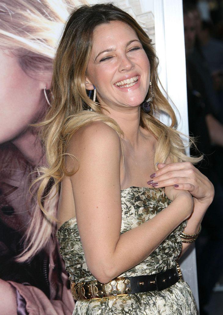 "Drew Barrymore erwägt ""Breathe""-Tattoo"