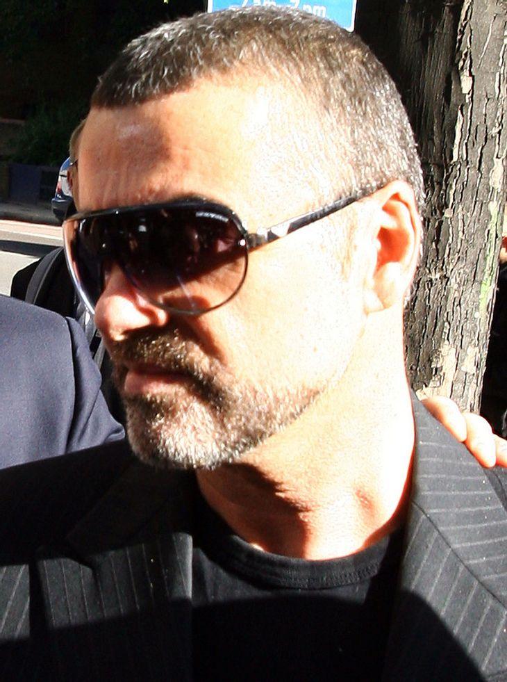 George Michael zu acht Wochen Haft verurteilt