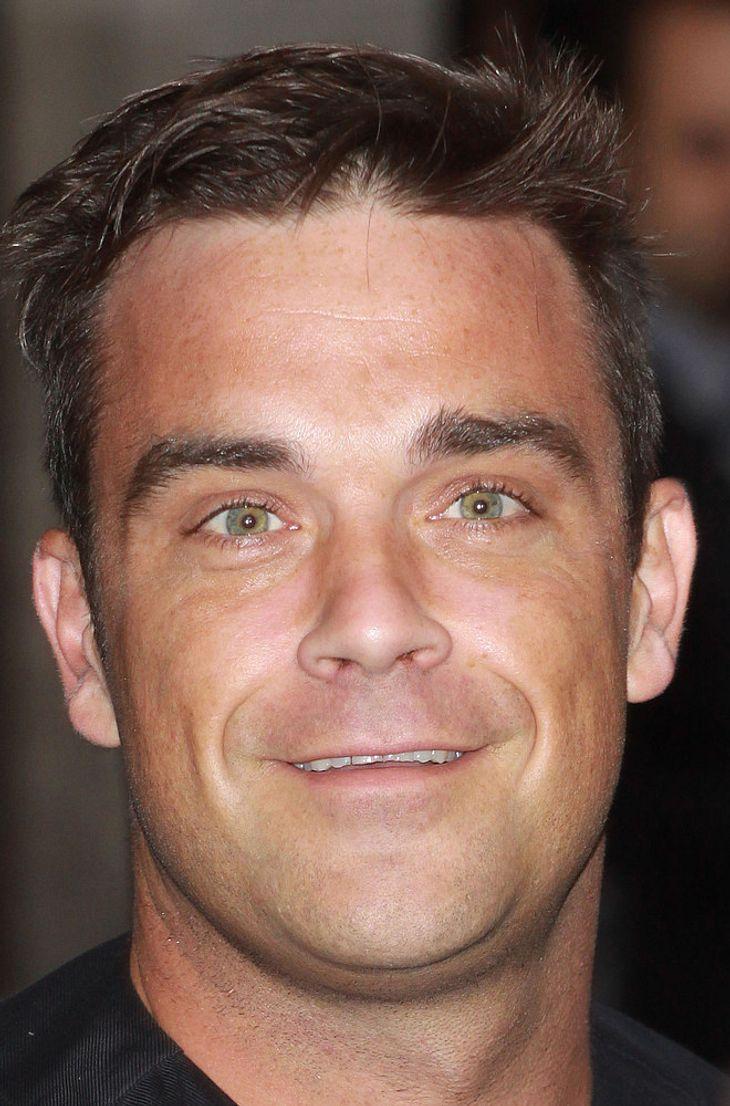 Robbie Williams sucht neues UK-Zuhause
