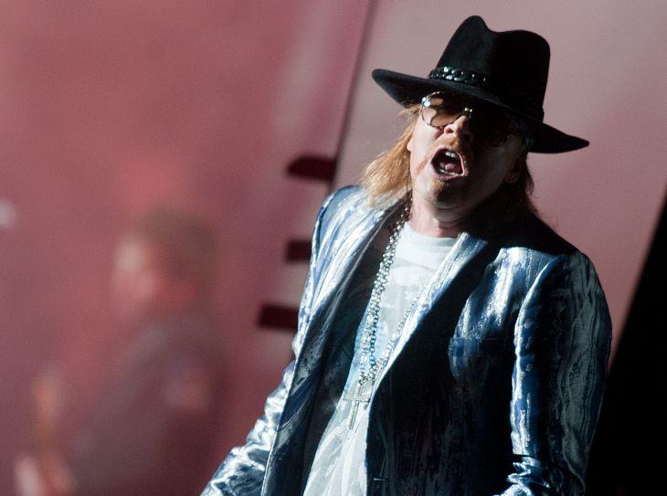 """Guns N' Roses planen """"schnelles"""" neues Album"""