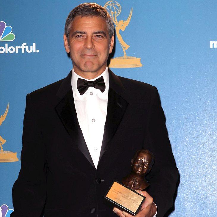 Alicia Keys und George Clooney: Voller Einsatz für den Frieden