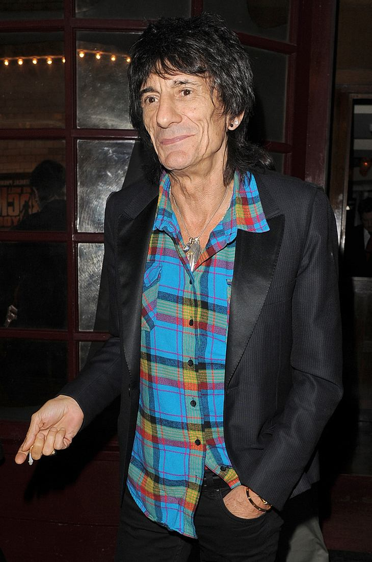 Ronnie Wood will zum Film