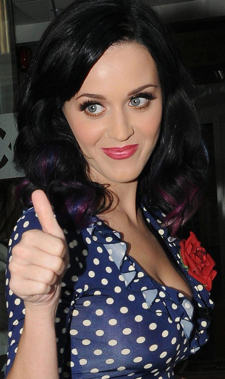 Katy Perry freut sich auf doppelte Staatsbürgerschaft