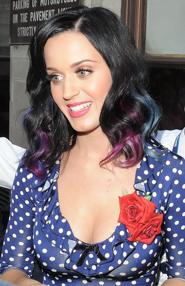Katy Perry bittet um Privatsphäre vor Hochzeit
