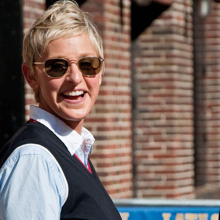 Ellen DeGeneres: AIDS-Botschafterin