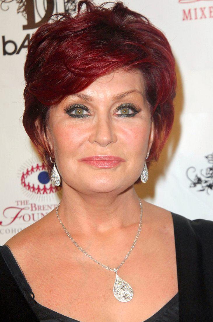 Sharon Osbourne sagt Charity-Auftritt ab