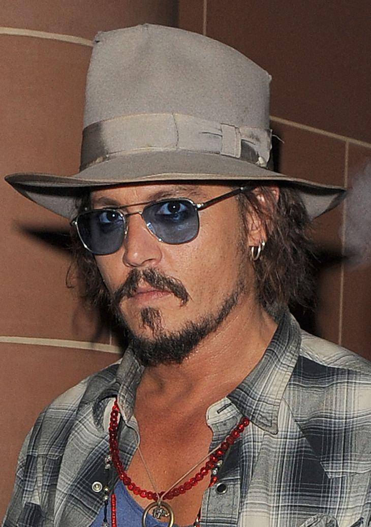 Johnny Depp zum mächtigsten Entertainer gekürt