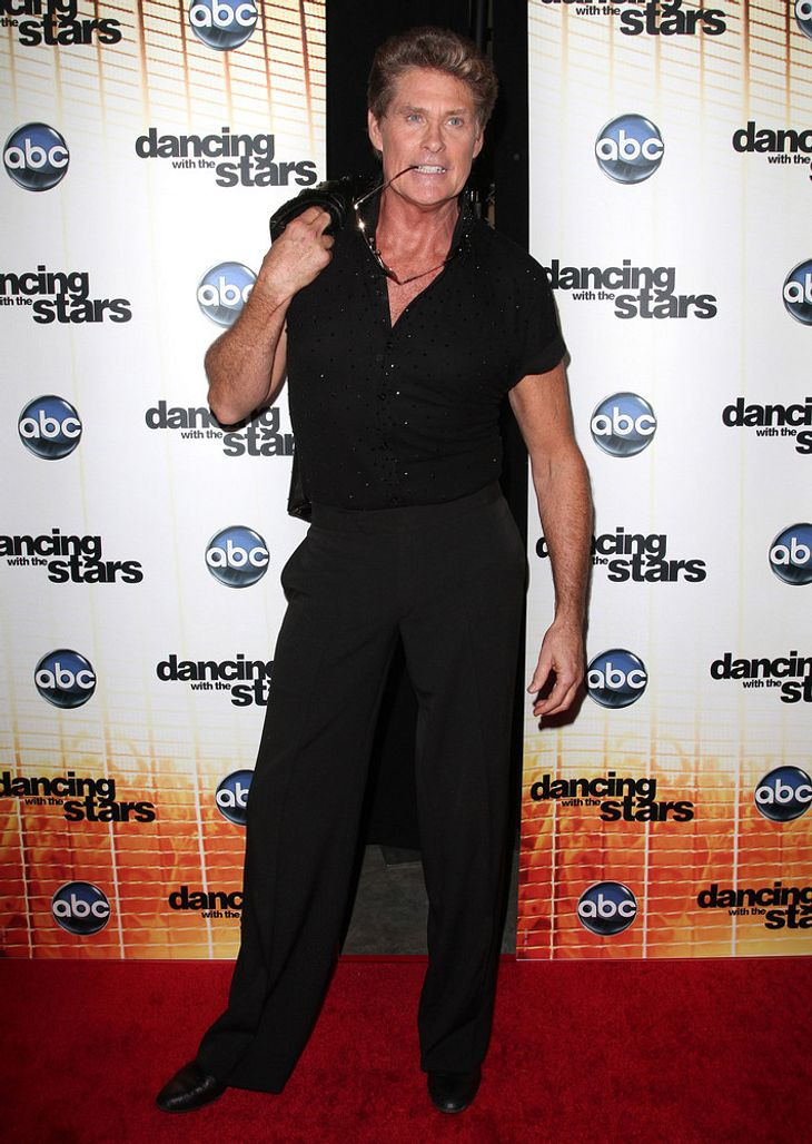 "David Hasselhoff bei ""Dancing With The Stars"" ausgeschieden"