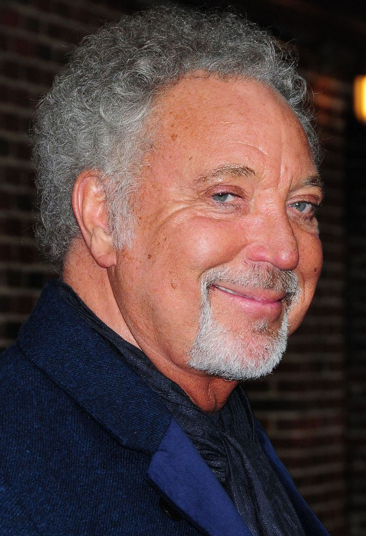"Tom Jones verpasste ""James Bond""-Rolle"