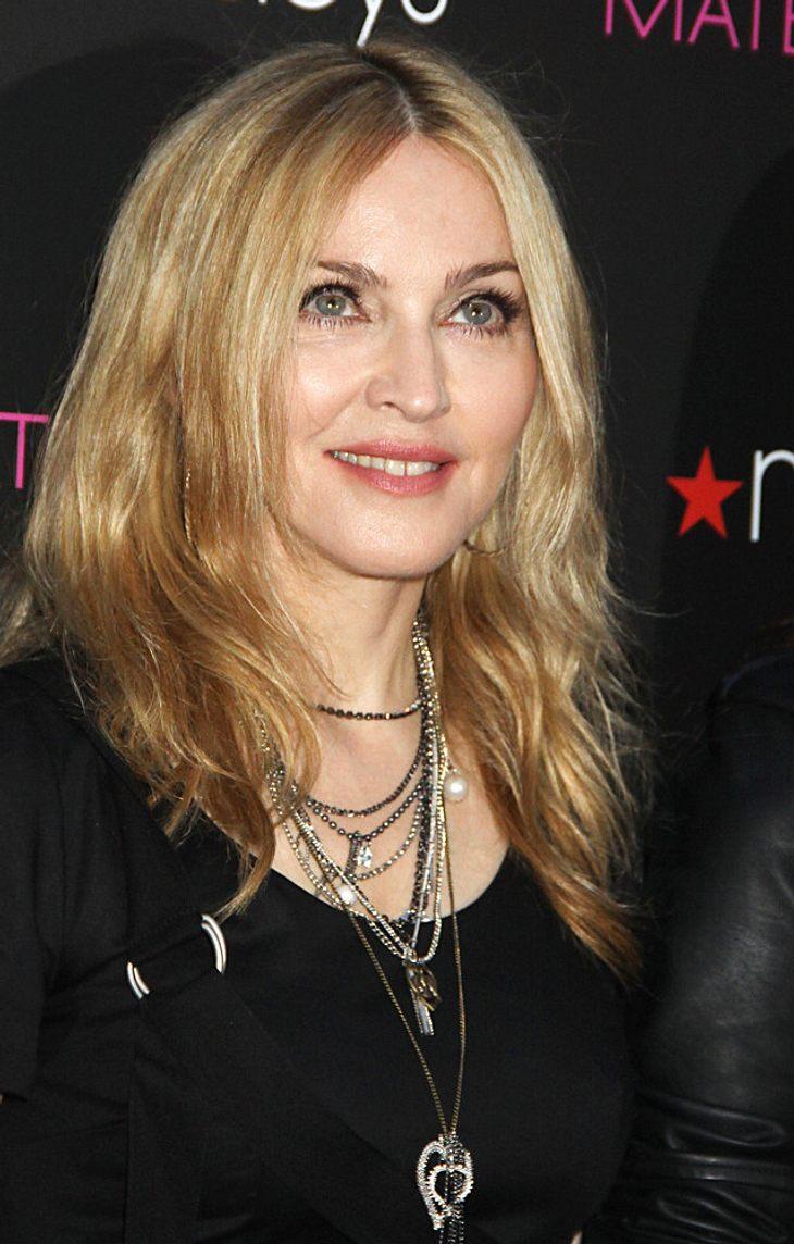 Madonna dementiert neue Liebesgerüchte