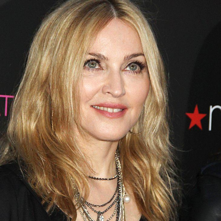 Madonna: Über keinen Promi wird in England mehr geschrieben