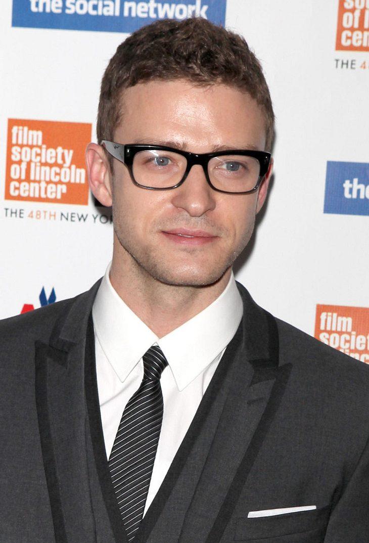 Justin Timberlake legt Musikkarriere auf Eis