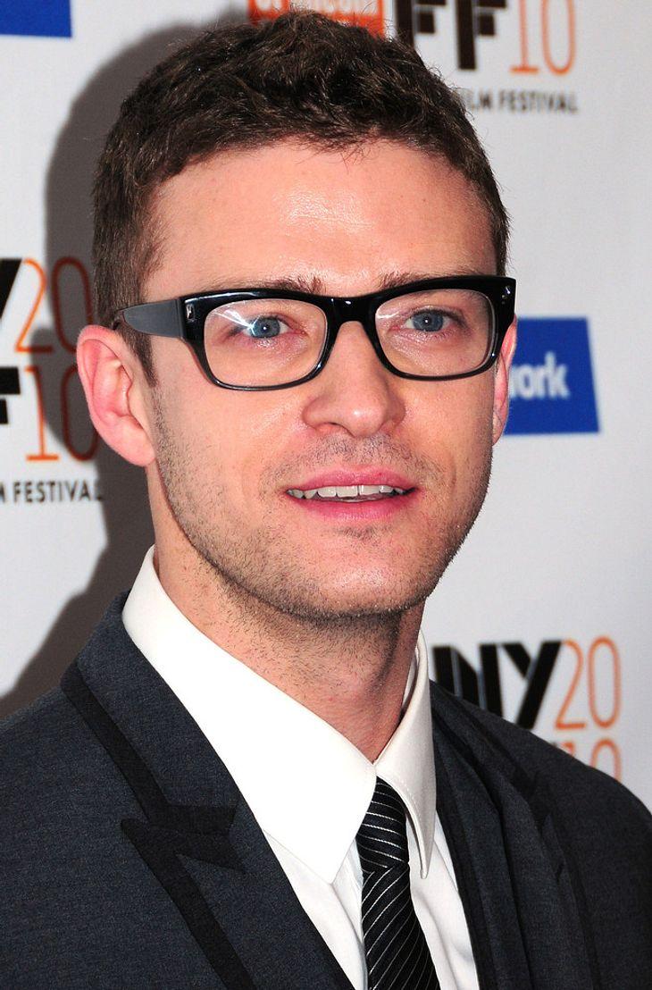 "Justin Timberlake verletzt sich fast bei ""Social Network""-Premiere"