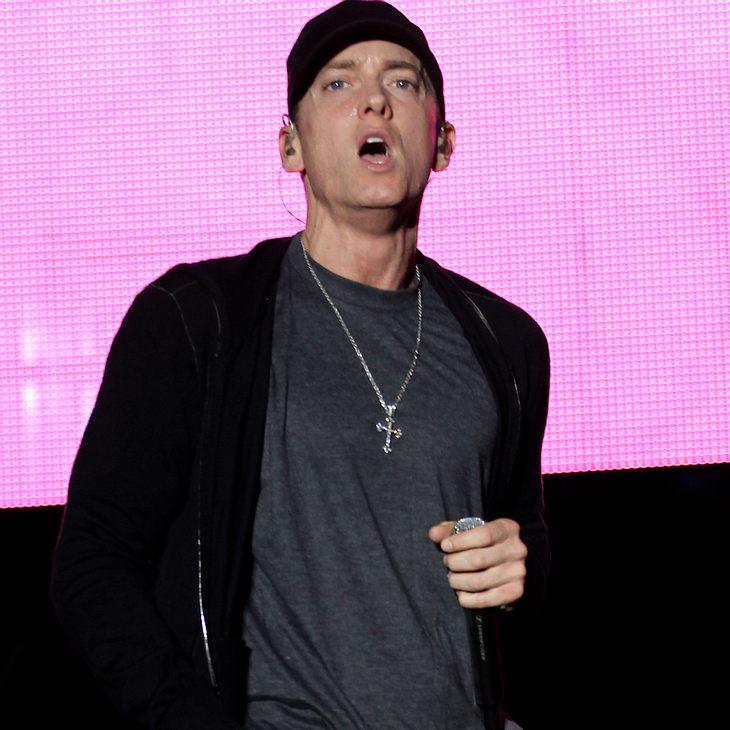 Eminem verschiebt Dreharbeiten