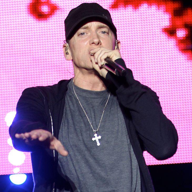 Eminem kämpft sich zurück auf die Leinwand