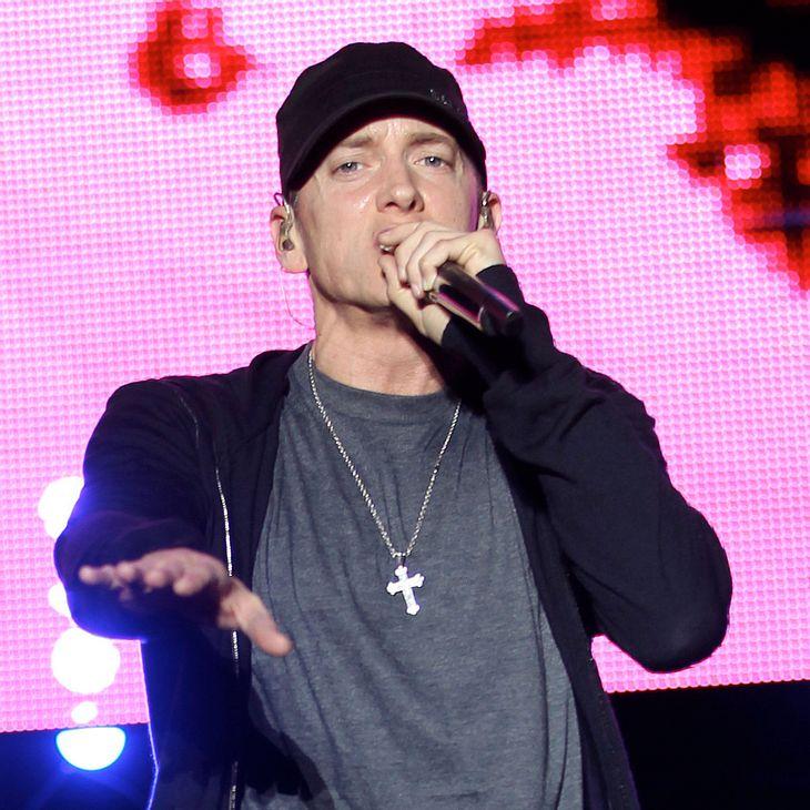 Eminem knackt Facebook-Rekord