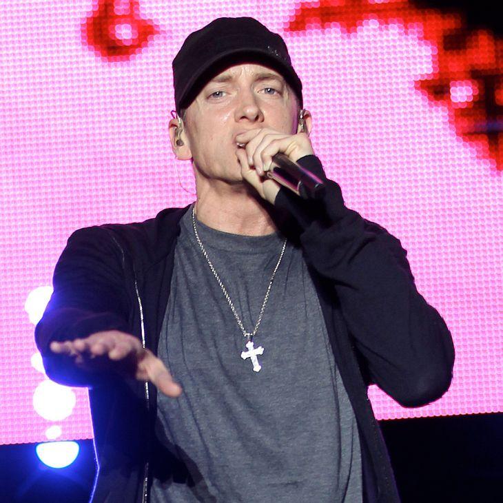 Eminems erster Auftritt war ein Reinfall