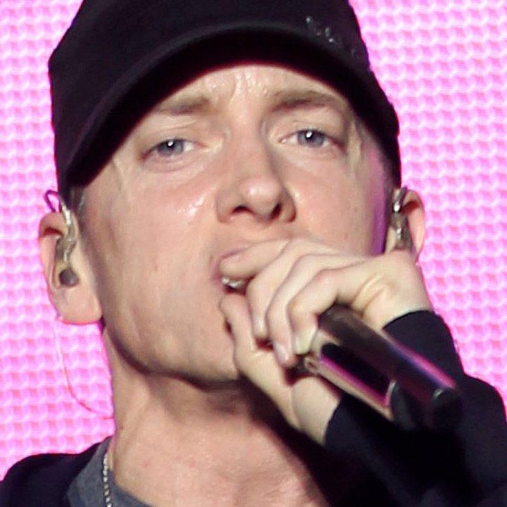 Eminem: Verruchtes Hochzeitsgeschenk für Elton John